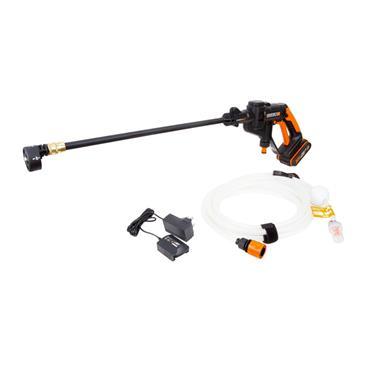 WORX 18V 20V MAX HYDROSHOT Cordless Pressure Washer Cleaner | WG625E