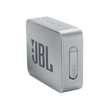 JBL Go 2 Portable Wireless Bluetooth Speaker - Grey | JBLGO2GRY