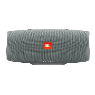 JBL Charge 4 Bluetooth Speaker - Grey | JBLCHARGE4GRY
