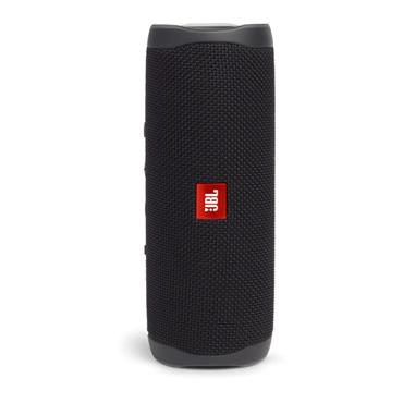 JBL Flip 5 Portable Waterproof Speaker - Black | JBLFLIP5BLK