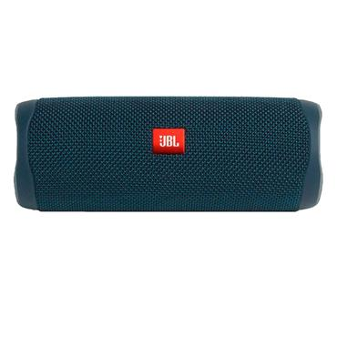 JBL FLIP 5 Portable Bluetooth Speaker - Blue | JBLFLIP5BLU