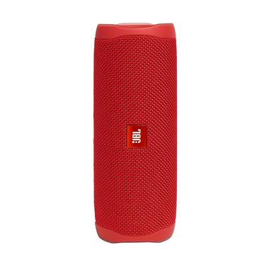 JBL Flip 5 Portable Bluetooth Waterproof Speaker - Red | JBLFLIP5RED