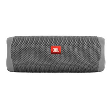 JBL FLIP 5 Portable Waterproof Speaker - Grey | JBLFLIP5GRY