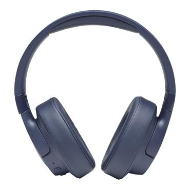 JBL Tune Wireless Noise Cancelling Over Ear Bluetooth Headphones - Blue   JBLT750BTNCBLU