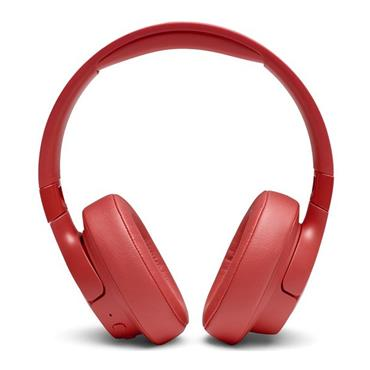 JBL Tune Wireless Noise Cancelling Over Ear Bluetooth Headphones - Coral   JBLT750BTNCCOR