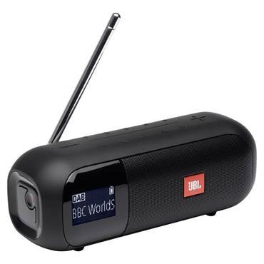JBL Tuner 2 Portable FM Radio & Bluetooth Speaker   JBLTUNER2BLK