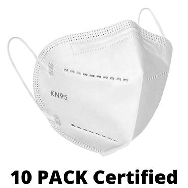 STARBUSS FFP2 FACE MASK 10 PACK