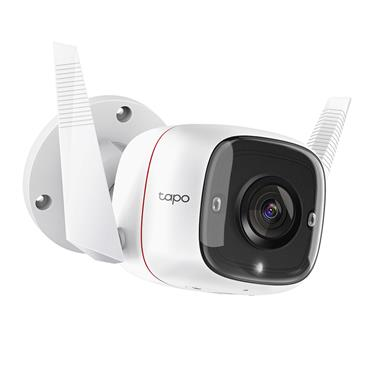 TP-Link Ultra HD Outdoor Security Wi-Fi Camera - White | TAPOC310