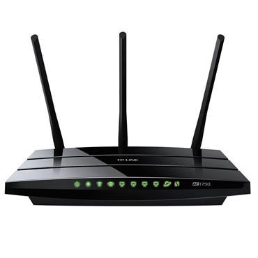 TP-LINK AC1750 Wireless Dual Band Gigabit WiFi Router | ARCHERC7