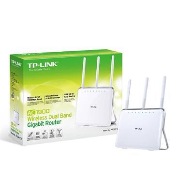 TP-LINK AC1900 Wireless Dual Band Gigabit WiFi Router | Archer C9