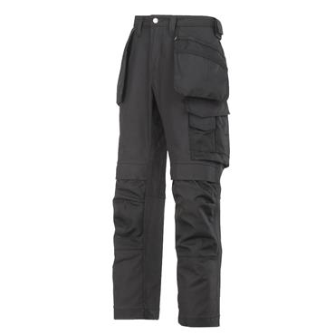 SNICKERS TROUSERS (BLACK)