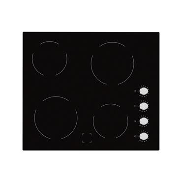 ELECTROLUX CERAMIC KNOB HOB WITH KNOBS | EHF6140ISK