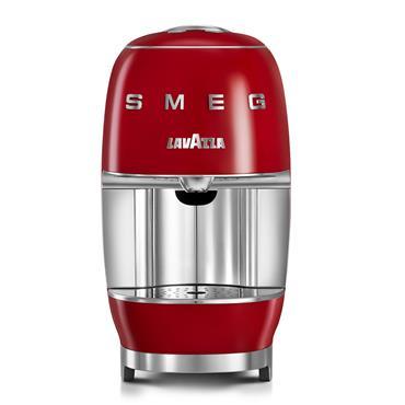 Lavazza A Modo Mio Smeg Pod Coffee Machine - Red | 18000456