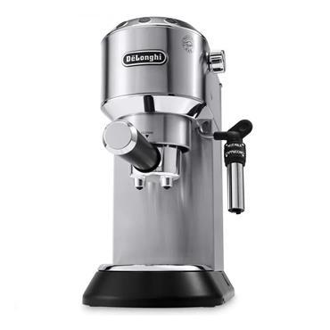 Delonghi Dedica Pump Coffee Maker - Silver  | EC685.M