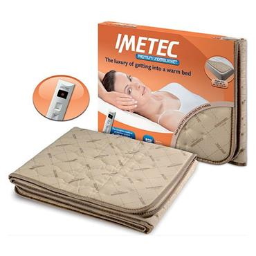 IMETEC SINGLE UNDER ELECTRIC BLANKET | 16026