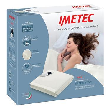 Imetec Over Blanket Electric Blanket - Single | 16737