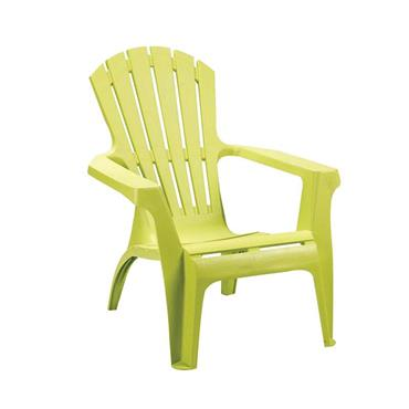 DOLOMITE CHAIR -  LIME GREEN