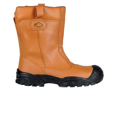 COFRA TAN RIGGER BOOT SIZE 11
