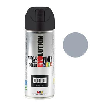 Pinty Plus Evoultion Spray Paint 400ml - Silver Grey | PP172201