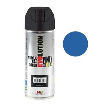 Pinty Plus Evoultion Spray Paint 400ml - Traffic Blue   PP208009