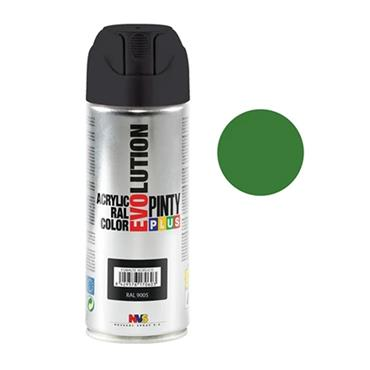 Pinty Plus Evoultion Spray Paint 400ml - Grass Green   PP225808
