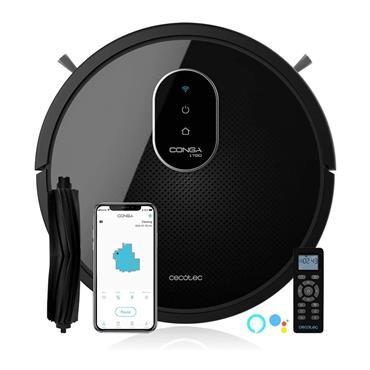 Cecotec Conga 1790 Ultra Wifi Robot Vac Vacuum Cleaner | 054737