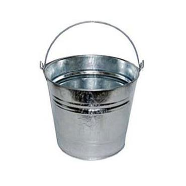 12 LITRE GALVANISED BUCKET 28CM | 0062-02