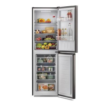 Hoover 176cm 50/50 Fridge Freezer - Black | HMCL5172BIN
