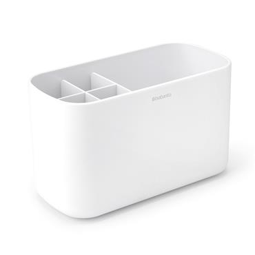 Brabantia Bathroom Caddy / Organiser - White | 280108