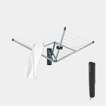 Brabantia Wallfix Retractable Clothesline Dryer