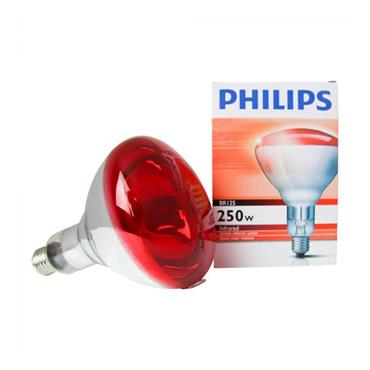 250W Infrared Red Bulb