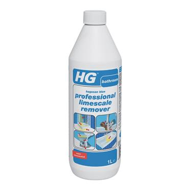 HG PROFESSIONAL LIMESCALE REMOVER 1 LTR