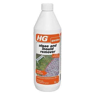 HG ALGAE & MOULD REMOVER 1LTR