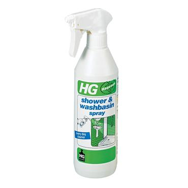 HG SHOWER & BASIN SPRAY 500ML