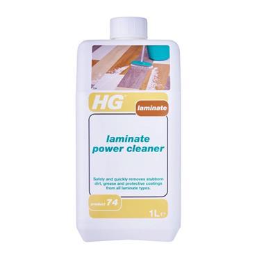 HG LAMINATE FLOOR CLEANER 1LT