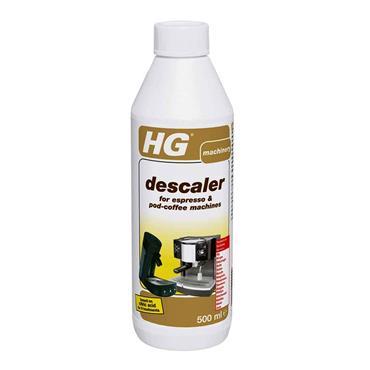 HG Descaler For Espresso And Pod-Coffee Machines 500ml | HAG323Z