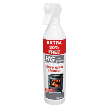 HG STOVE GLASS CLEANER 650ML