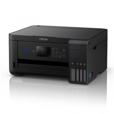 Epson EcoTank All-in-One Multifunction Cartridge Free Printer - Black | ET2751