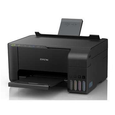 Epson EcoTank ET-2712 3-in-1 Inkjet Wireless WIFI Printer - Black | ET2712