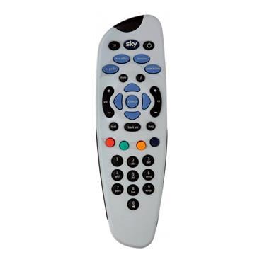 Sky TV Remote Control - Grey | SKY101