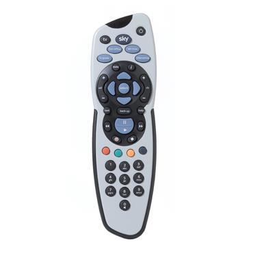 Sky Plus TV Remote Control - Grey | SKY111