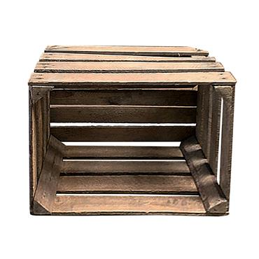 NATURAL FRUIT CRATE 50X40X30CM (Apple Crate)