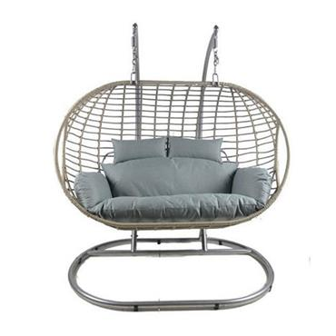 Sorrento Double Hanging Egg Chair | 252028