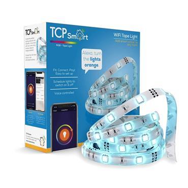 TCP Smart Wifi Tape Strip Light 3 Metre | TCPSTRIP