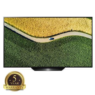 "**Display Model** LG 55"" OLED 4K SMART TV 