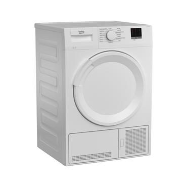 Beko 10kg Condesner Tumble Dryer - White | DTLC100051W