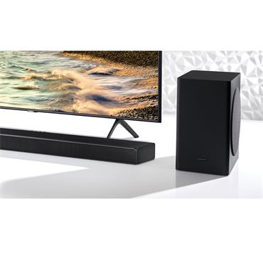 Samsung 5.1Ch Bluetooth Soundbar with Wireless Sub Woofer | HW-Q60T/XU
