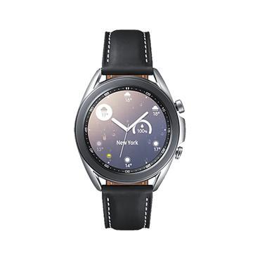 Samsung Galaxy Watch 3 41mm WiFi - Mystic Silver | SM-R850NZSAEUA
