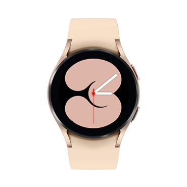 Samsung Galaxy Watch 4 40mm Smart Watch - Pink Gold | SM-R860NZDAEUA