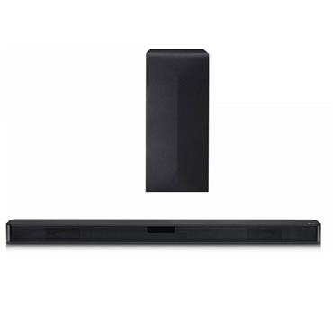 LG 2.1 Channel 300W Sound Bar with Bluetooth Streaming | SL4Y
